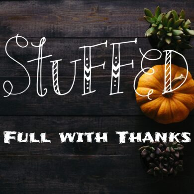 A Lesson on Giving Thanks
