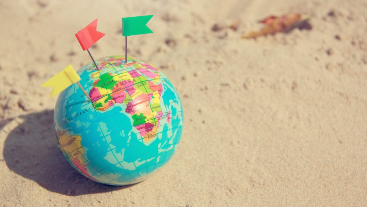 Tiny Travelers – Take a Trip Around the World